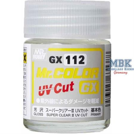 Super Clear III UV Cut Gloss (18ml)