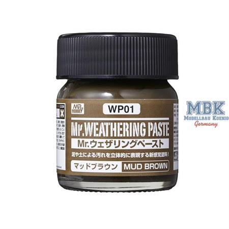 Weathering Paste Mud Brown / 40ml