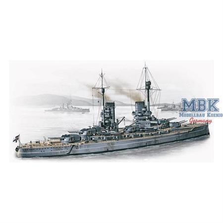 """German Battleship \""""König\"""""""