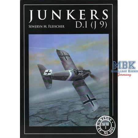 Junkers D.I Monography
