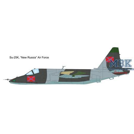 Sukhoi Su-25K Frogfoot-A