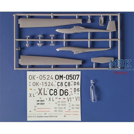 Orlican VSO-10C Gradient (gliders)