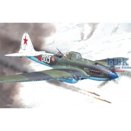 "Ilyushin Il-2 ""Interim Gunner's Station"""