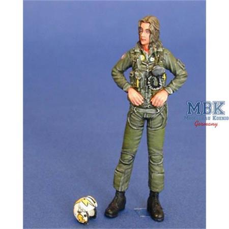 US Navy Woman Pilot #2