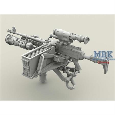 M240 Swing Arm Var.2 set 1/35