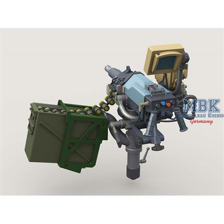 M2 HMG Standard Body Replacement Set
