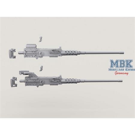 M2 HMG Body w/Surefire & Sight Mounts Replacement