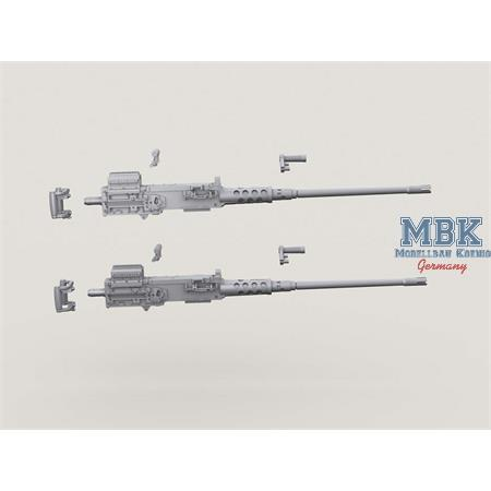 M2 QCB HMG Body w/Rear Optic Mount Replacement