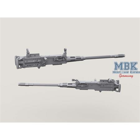 M134 Minigun 3000/4000 round Ammo Box with Battery