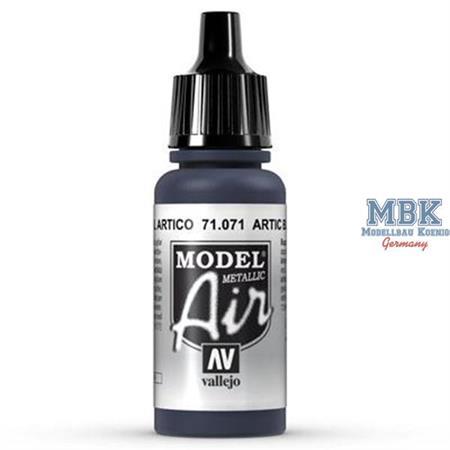 MA071 Arctic Blue Metal-Arktikblau metallic Modell