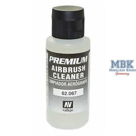 Vallejo Premium Airbrush Cleaner 60ml