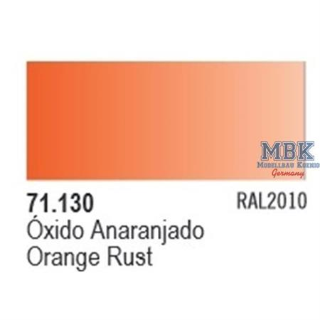 MA71130 Orange Rust