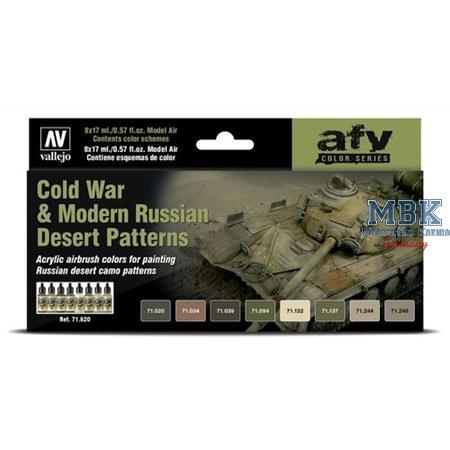 Model Air: Cold War & Modern Russian Desert