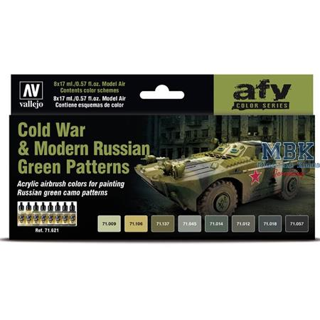 Model Air: Cold War & Modern Russian Green