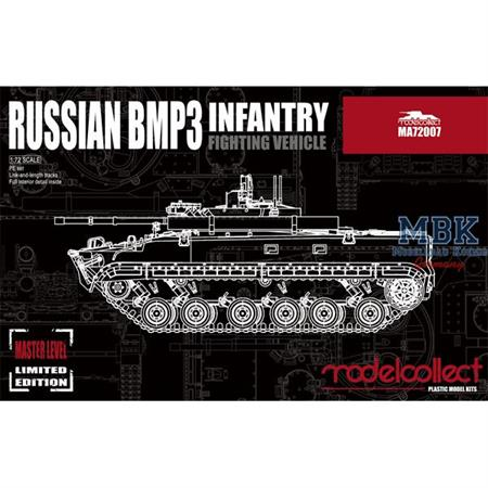 Russian BMP3 infantry fighting vehicle- PRO