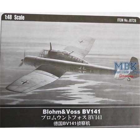 Blohm & Voss BV141  - White Box