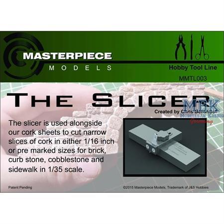 The Slicer / Corkschneider
