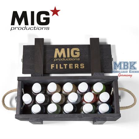 GOLD SERIES FILTERS BOX (Limited Ed.)