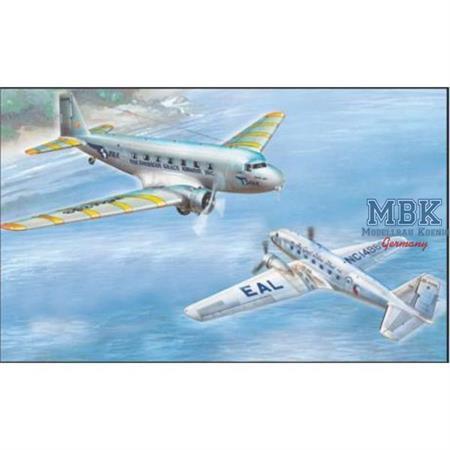 DC-2 Pan Am / ALE