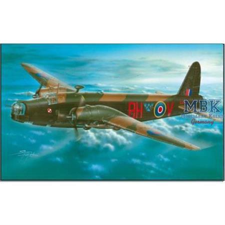 """Wellington Mk. IV """"R-1830 Engines"""""""