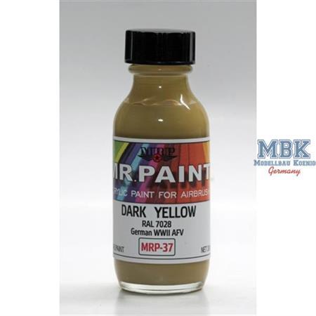Dark Yellow (RAL 7028)