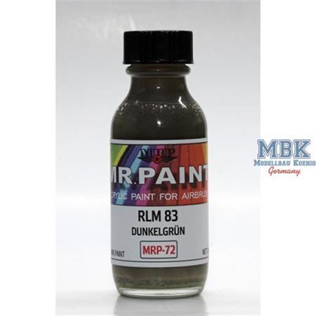 RLM 83 Dunkelgrun