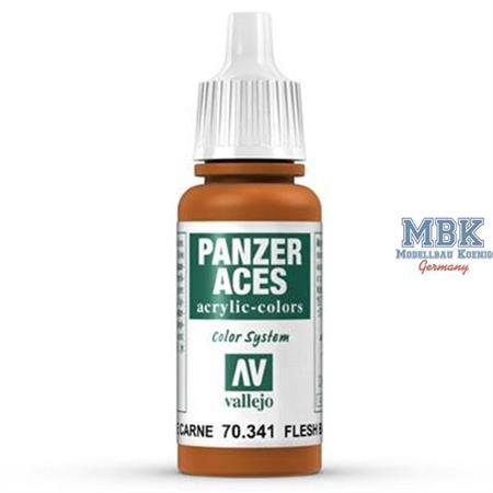 PA041 Flesh Base - Panzer Aces