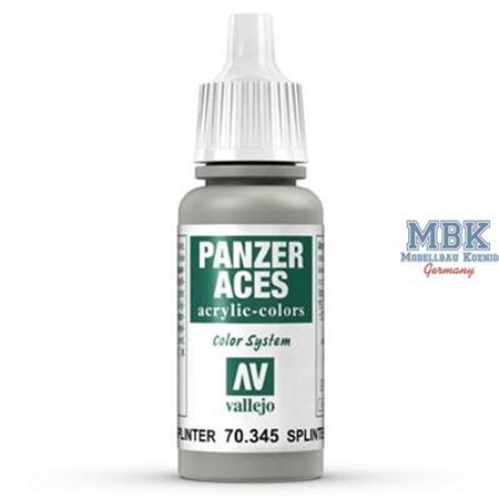 PA045 Splinter Camouflage Base - Panzer Aces