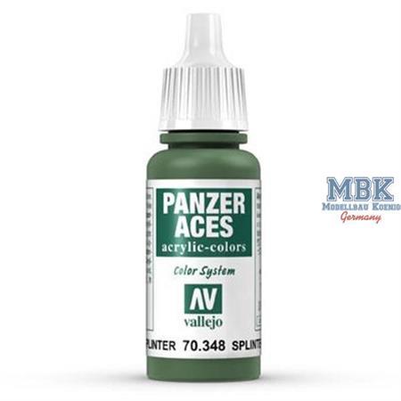 PA048 Splinter Strips - Panzer Aces