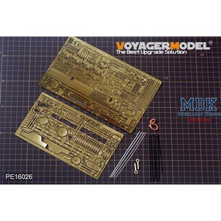 Panther G Basic Upgrade Set (for TAMIYA 56022)