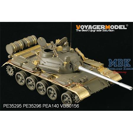 T-55A Medium Tank (für Tamiya 35257)