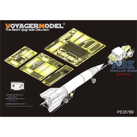 Hanomag SS100 w/V2 Rocket Transporter (Takom 2110)