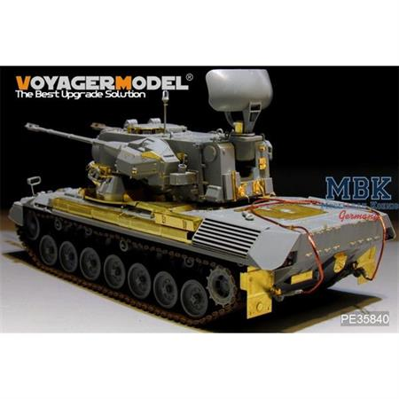 Gepard A1 SPAAG Basic(For TAKOM 2044)