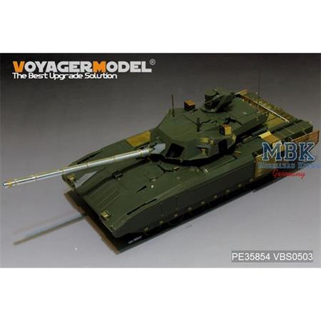 T-14 Armata MBT basic (For PANDA PH35016)