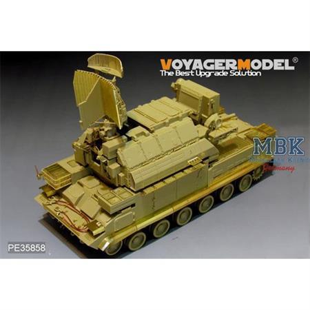 9K330 TOR Air Defence System Basic for PANDA
