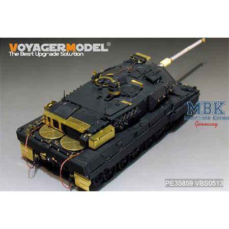 Leopard 2A7 Basic(For MENG TS-027)