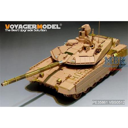 T-90MS MBT basic (for TIGERMODEL 4612)