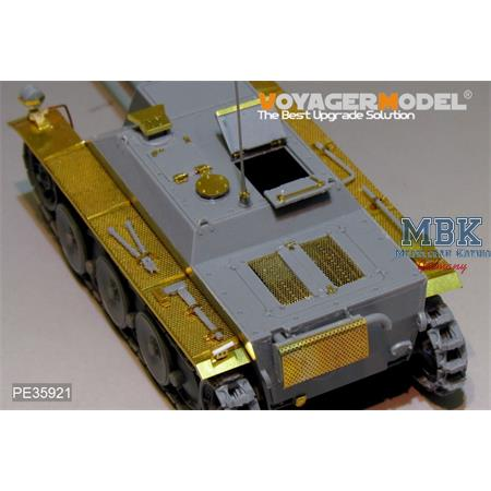 E-5  Light Tank Rutscher (AMUSING HOBBY/MBK No.01)