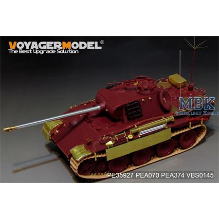 Panther A Late Version (for MENG TS-035)