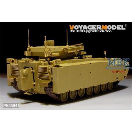 Kurganets-25 IFV  Basic(PANDA HOBBY PH35023)