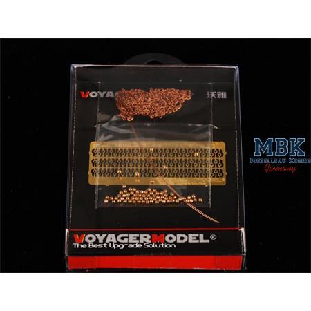 Merkava MBT Family Chains Set