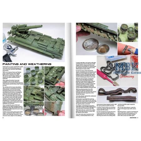 Bear in the Mud: Modelling the Russian Armour 2