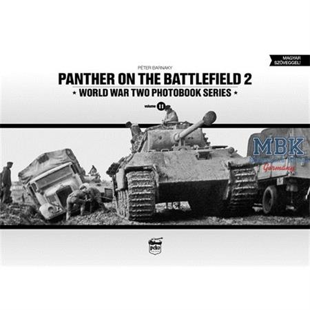 Panther on the Battlefield 2 - Photobook Vol.11