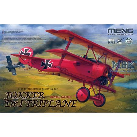 Fokker Dr.I Triplane - Roter Baron