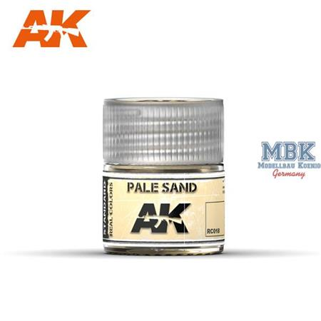 REAL COLORS: Pale Sand 10ml