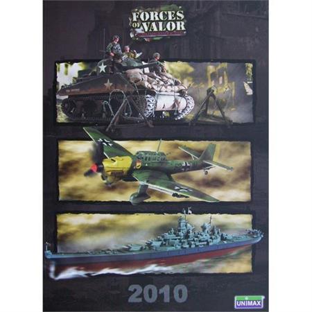 Forces of Valor Katalog 2010