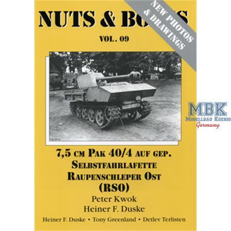 #09 - 7,5cm PaK40/4 auf Raupenschlepper Ost (RSO)
