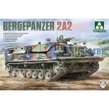 Bundeswehr Bergepanzer 2A2 / LS