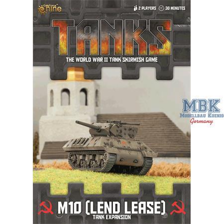 Lend Lease M10 Tank Expansion  (Erweiterungspack)