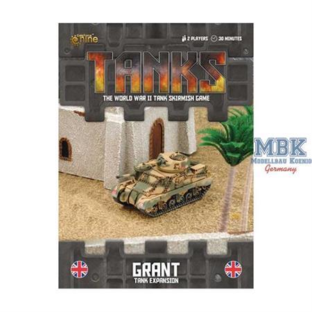 British Grant Tank Expansion (Erweiterungspack)